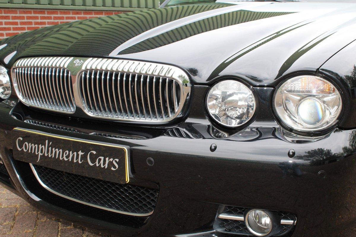 2008 Jaguar XJ  € 37.500,-- SOLD (picture 3 of 6)