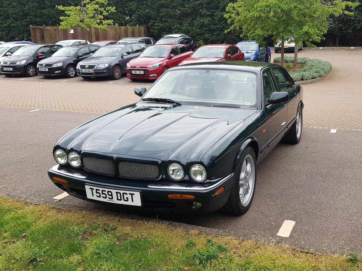 1999 Jaguar XJR X308 1998 4.0 V8 Supercharged For Sale ...