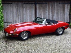 1968 Jaguar E-Type 4,2 Litre OTS. Fast road specification (LHD) For Sale