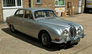 1966 Jaguar S-Type 3.8 Manual Right-Hand Drive For Sale