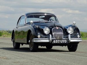 1959 Jaguar XK150 3.8 Litre Fixed Head Coupe Modified to S Specif For Sale by Auction