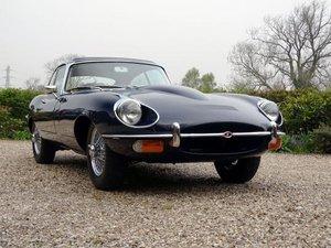 1969 Jaguar E-Type 4.2 Coupe  For Sale by Auction