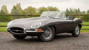 1962 Jaguar E-Type Series One 3.8 Roadster For Sale