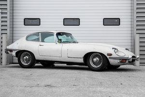 1971 Jaguar SII 4.2 FHC - Project For Sale by Auction