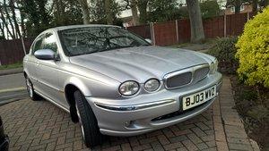 JAGUAR X TYPE Saloon 2.1 V6 petrol 2003 For Sale