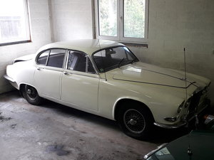 1968 JAGUAR 420G For Sale by Auction