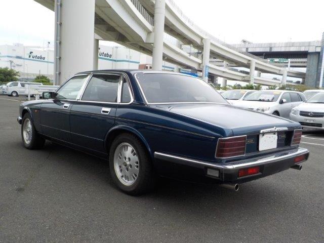 Jaguar 4.0 Sovereign XJ40 05/1994 Sapphire Blue  For Sale (picture 3 of 6)