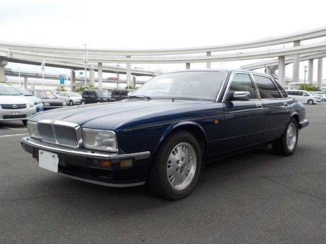 Jaguar 4.0 Sovereign XJ40 05/1994 Sapphire Blue  For Sale (picture 4 of 6)