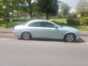 2000 Jaguar S type 3.0 SE For Sale
