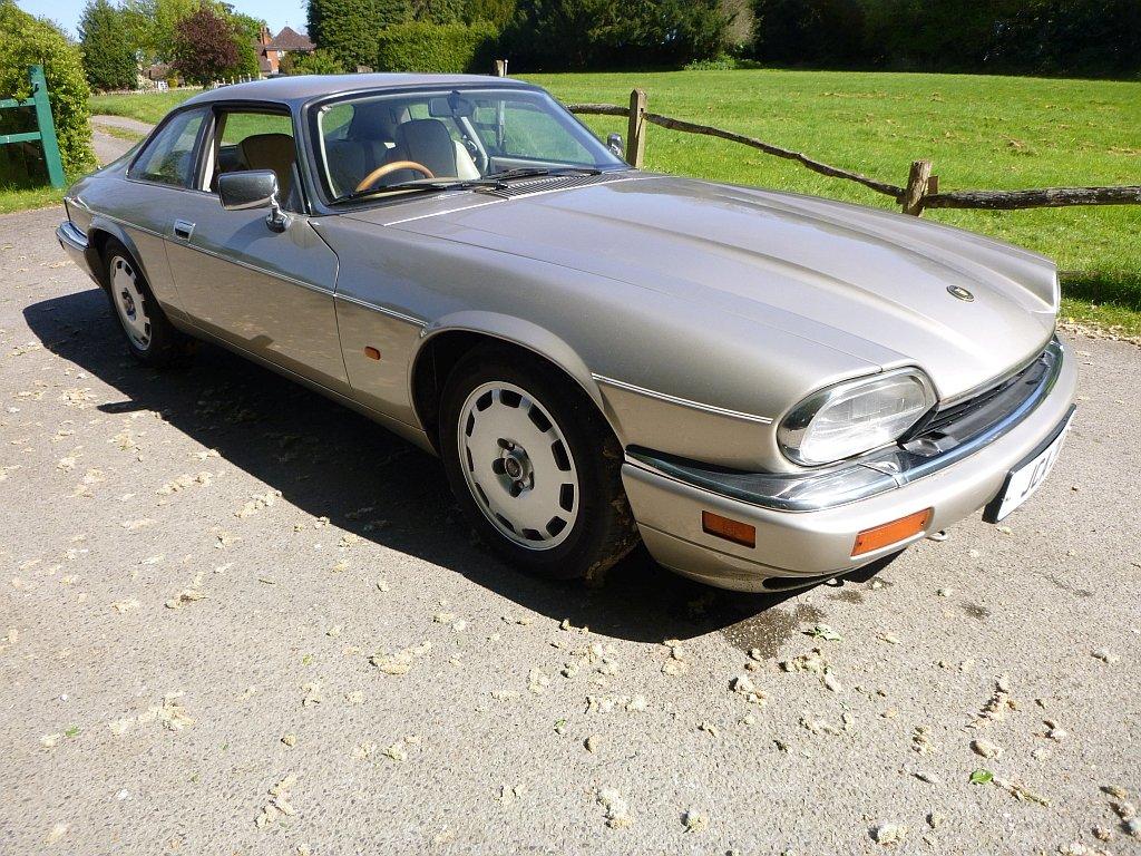 1996 Jaguar XJS 4.0. coupe For Sale (picture 1 of 6)