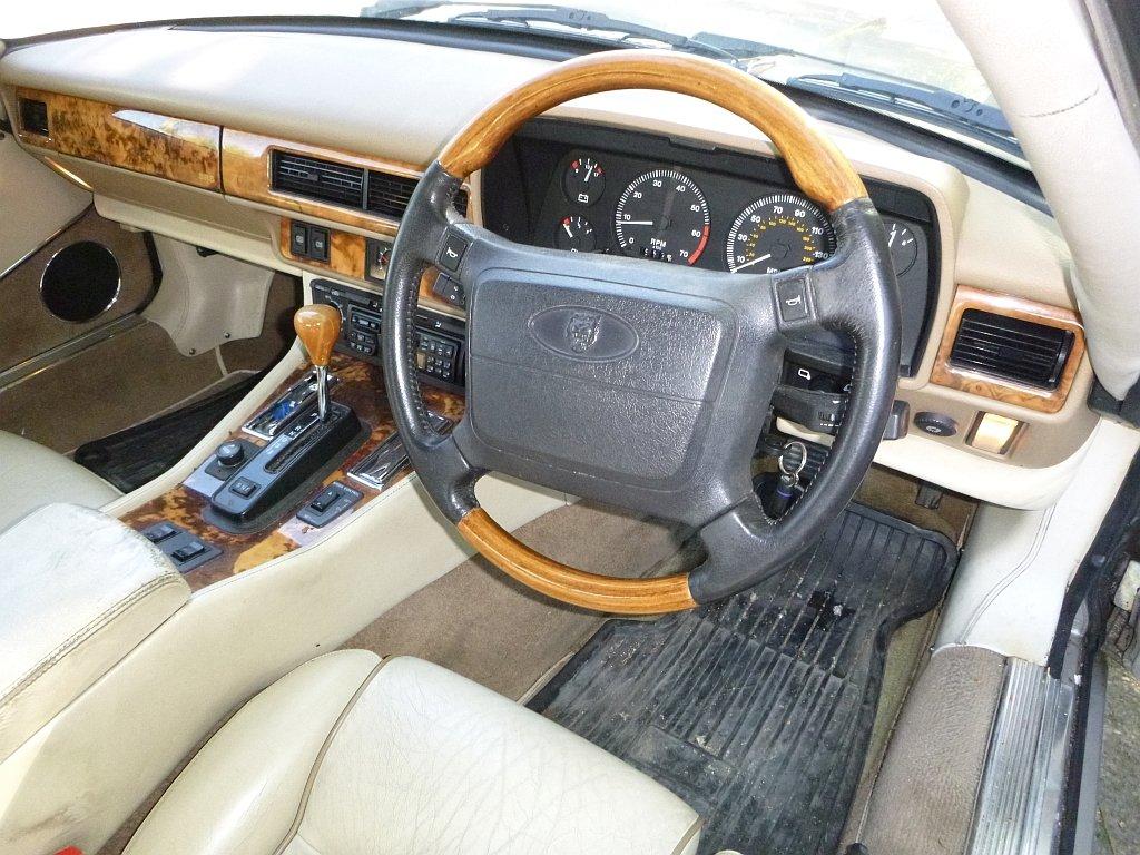 1996 Jaguar XJS 4.0. coupe For Sale (picture 5 of 6)