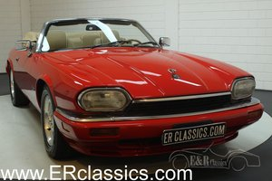 Jaguar XJS Cabriolet 1996 Celebration only 67.189miles For Sale