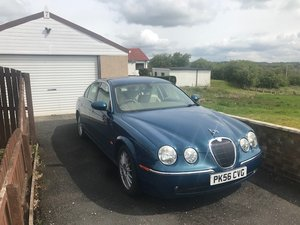 2006 Jaguar S-Type SE Diesel Auto at Morris Leslie Auction  SOLD by Auction