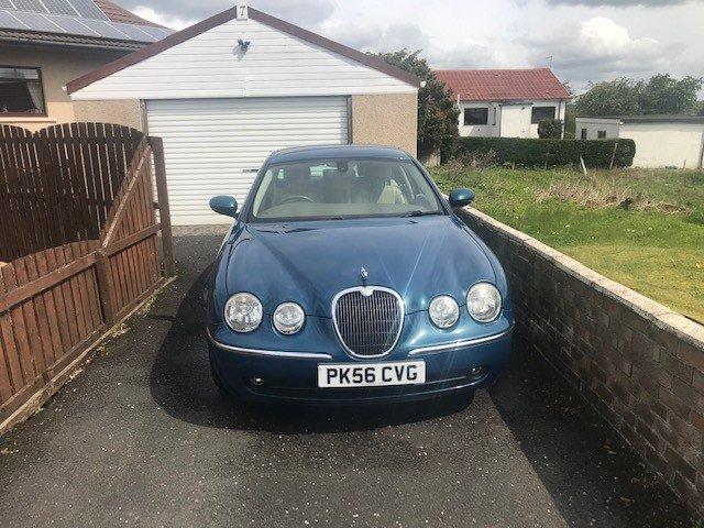 2006 Jaguar S-Type SE Diesel Auto at Morris Leslie Auction  SOLD by Auction (picture 2 of 4)