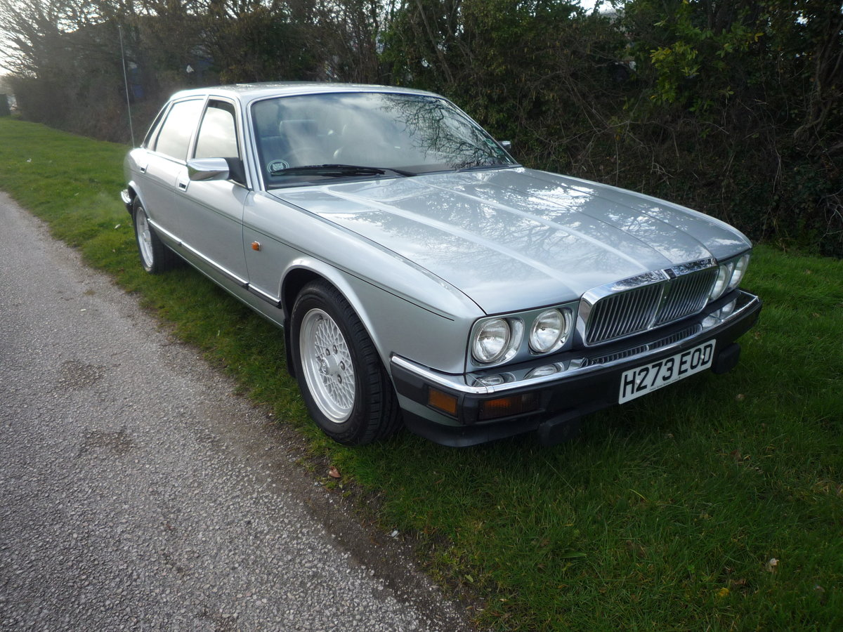 1991 Jaguar XJ6 3.2 Beautiful condition low miles For Sale (picture 1 of 6)
