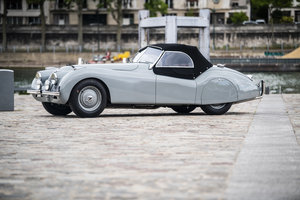 1951 JAGUAR XK120 OTS RHD For Sale