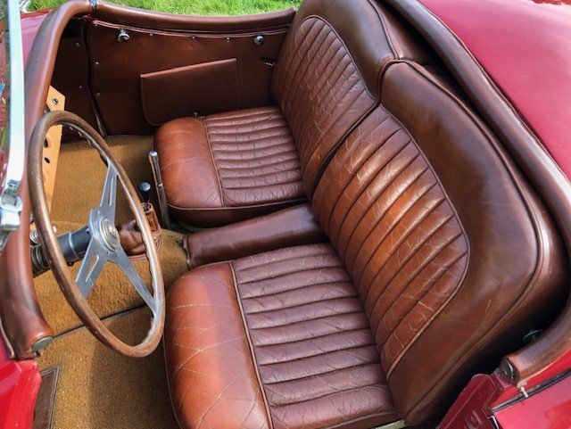 1951 Jaguar XK 120 Roadster SOLD (picture 5 of 6)