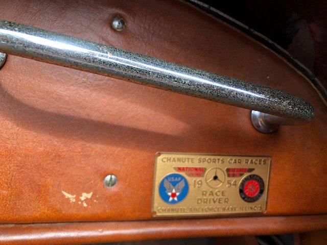 1951 Jaguar XK 120 Roadster SOLD (picture 6 of 6)