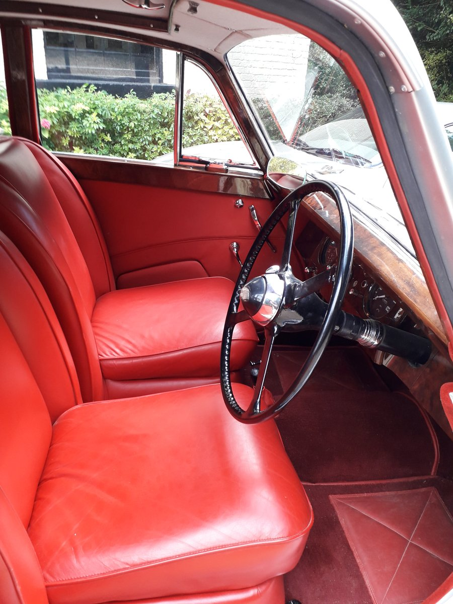 1949 Jaguar MK V For Sale (picture 4 of 6)