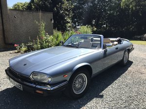 1990 Great condition soft top Jag priced to sell For Sale
