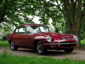 1970 Jaguar E-Type 4.2 Roadster For Sale by Auction