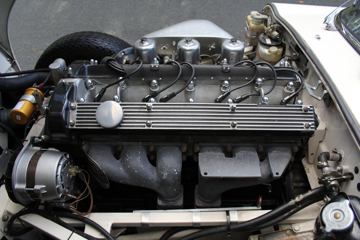 1968 Jaguar E-Type Series II 4.2 Roadster - Matching No's/Colour For Sale (picture 10 of 12)