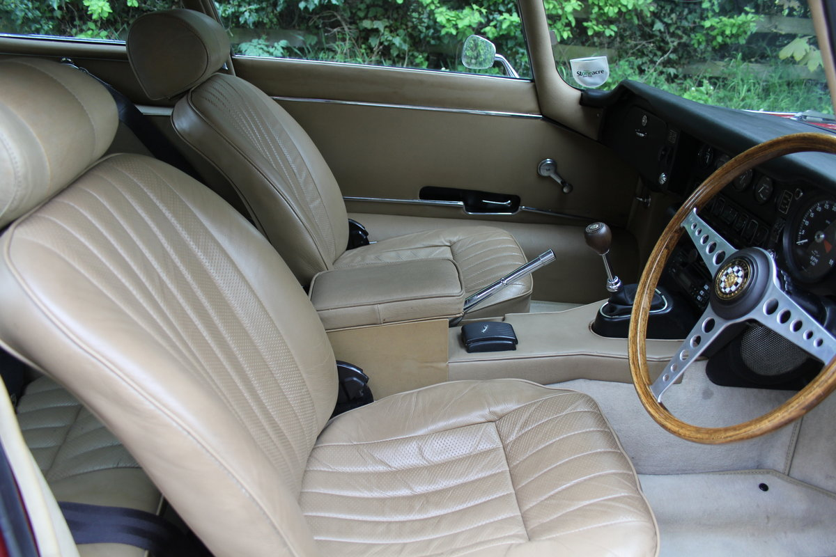 1969 Jaguar E-Type Series II 2+2 For Sale (picture 7 of 12)