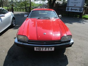 1990 JAGUAR XJS - IN GREAT CONDITION For Sale