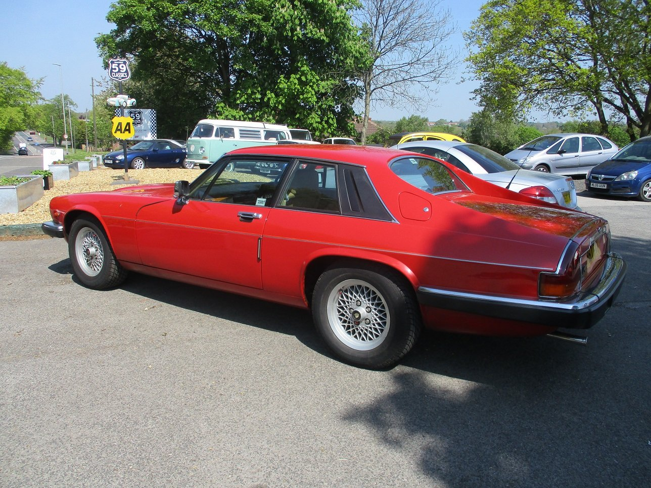 1990 JAGUAR XJS - IN GREAT CONDITION For Sale (picture 3 of 4)