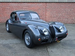 1955 Jaguar XK140 FHC 'FIA Specification' 'Ex LeMans Classic