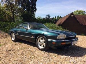 1994 Jaguar XJS 6.0 Coupe UK Supplied New 20k Miles