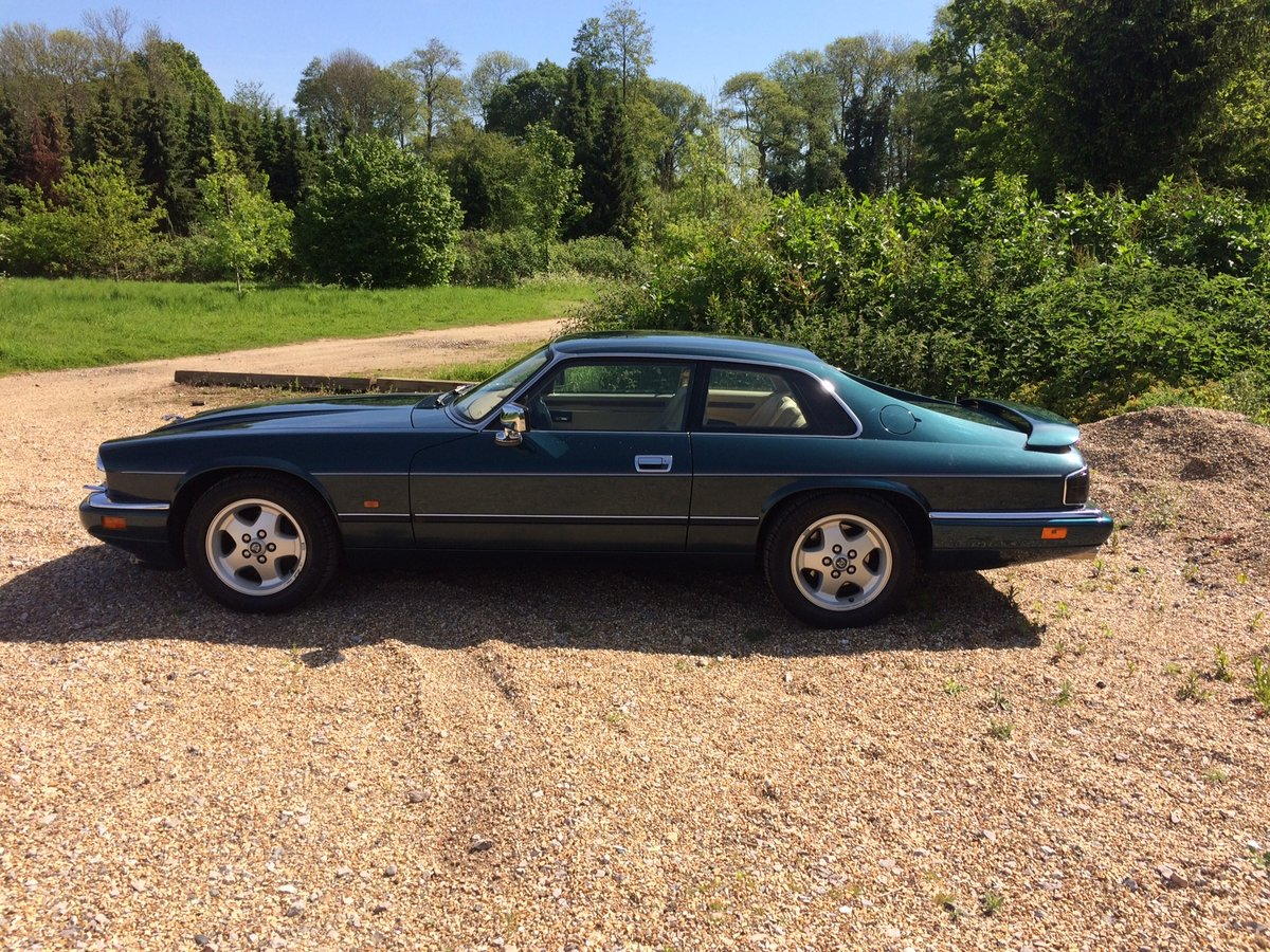 1994 Jaguar XJS 6.0 Coupe UK Supplied New 20k Miles  For Sale (picture 3 of 6)