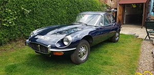 1971 E-Type S3 FHC Matching Numbers Stored 28 yrs For Sale