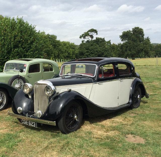 1939 SS Jaguar MKIV 1.5 litre For Sale (picture 1 of 6)