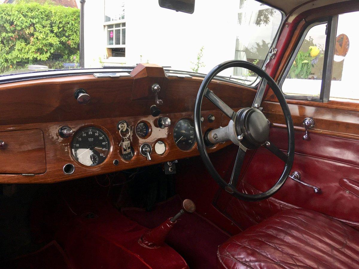 1939 SS Jaguar MKIV 1.5 litre For Sale (picture 2 of 6)