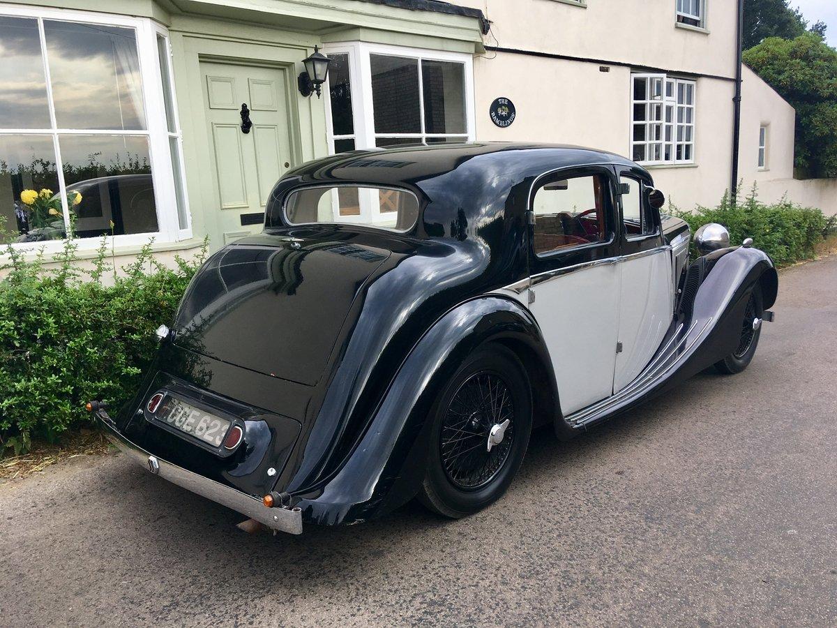 1939 SS Jaguar MKIV 1.5 litre For Sale (picture 3 of 6)