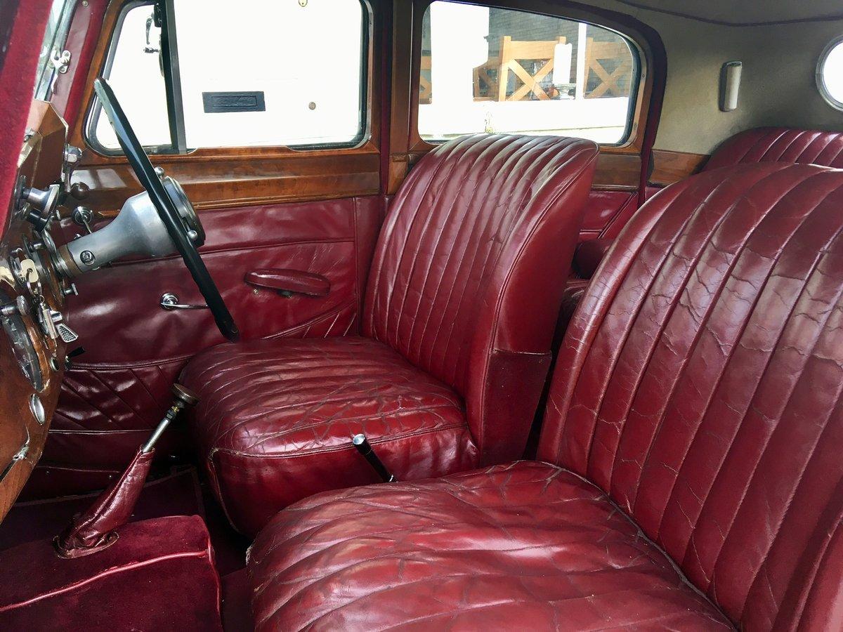 1939 SS Jaguar MKIV 1.5 litre For Sale (picture 5 of 6)