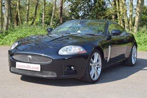 2007/07 Jaguar XKR 4.2 Coupé in Anthracite For Sale