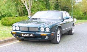 JAGUAR XJR 2001 - LOW MILES WITH FSH For Sale