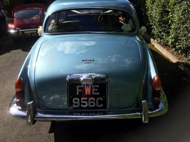 *NEW PRICE* 1965 3.8 Manual Jaguar S-Type with O/D For Sale (picture 6 of 6)