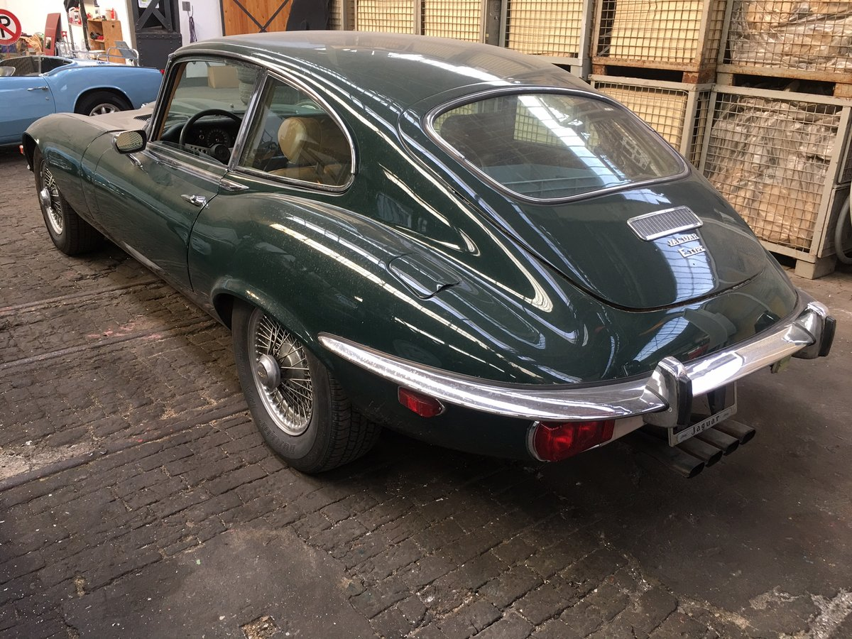 1973 Jaguar E-Type III coupé 2+2 For Sale (picture 2 of 4)