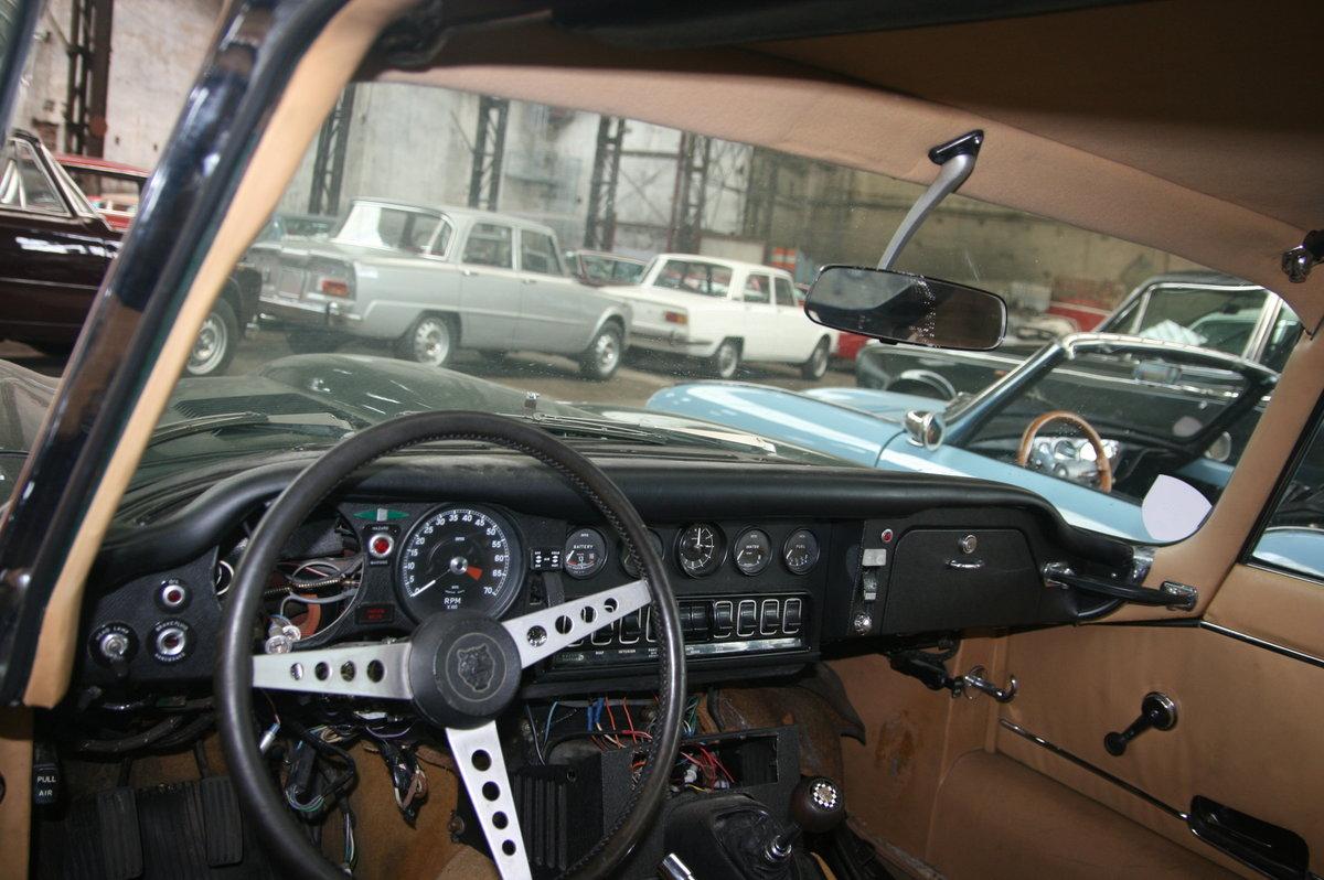 1973 Jaguar E-Type III coupé 2+2 For Sale (picture 3 of 4)
