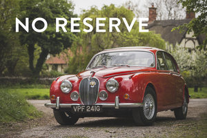 1968 Jaguar 340 / MK II - No Reserve - On The Market For Sale by Auction