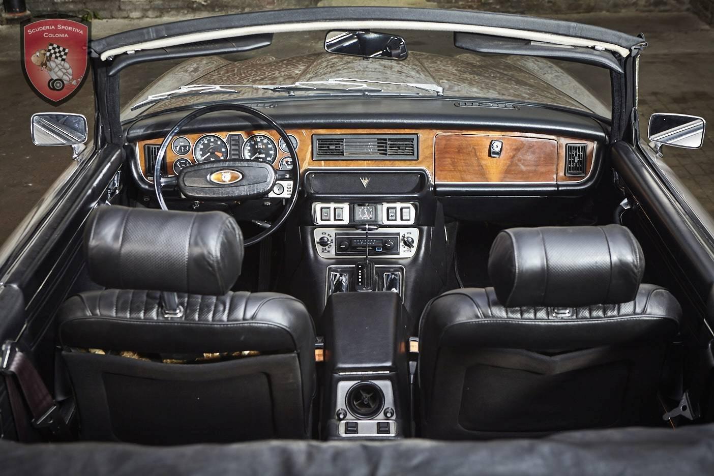 1974 Jaguar XJC 5.3 convertible For Sale (picture 4 of 6)
