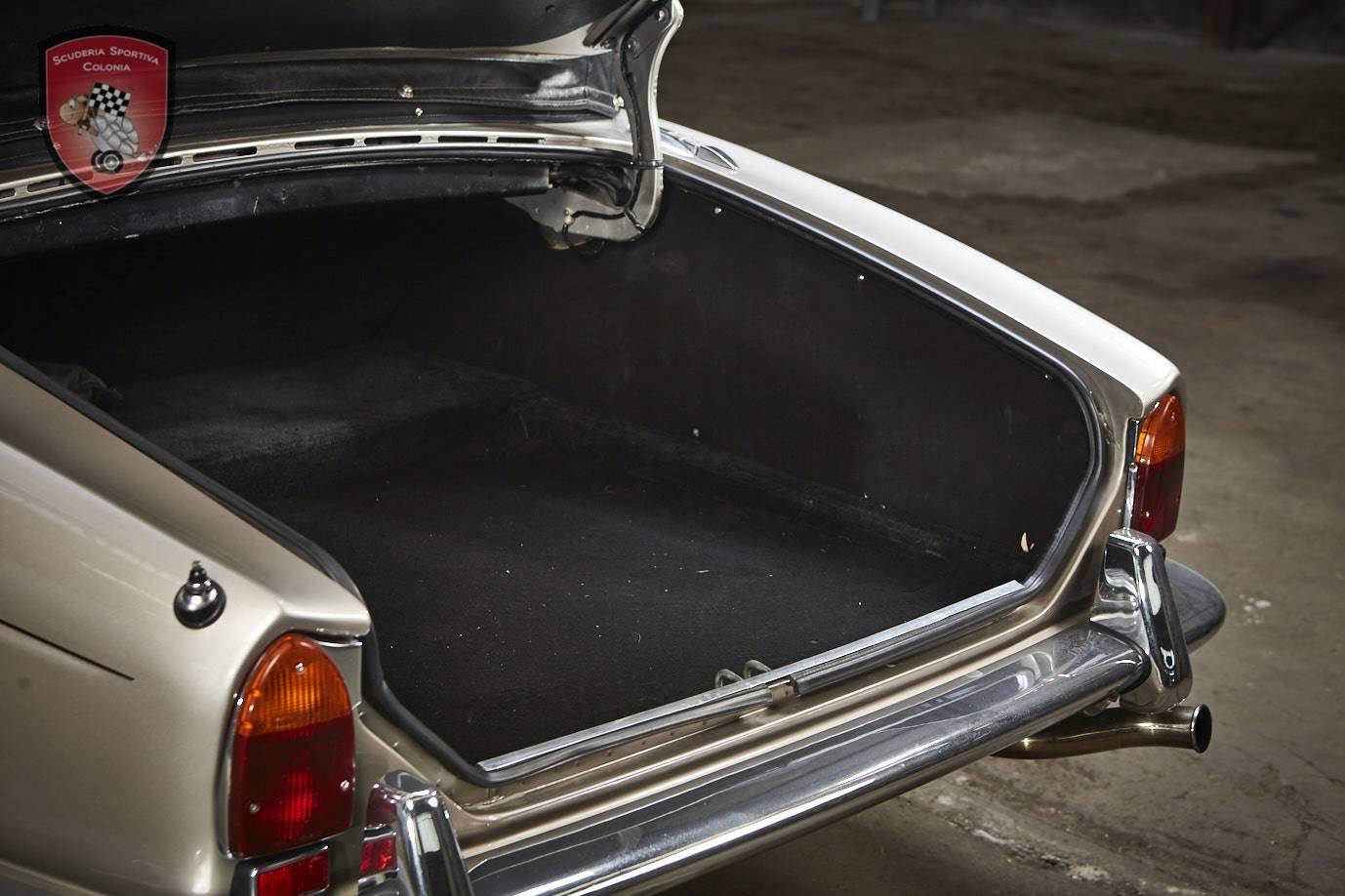 1974 Jaguar XJC 5.3 convertible For Sale (picture 6 of 6)
