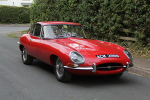 Picture of 1964 Stunning UK, Matching No's Jaguar E-Type Series One 3.8 FHC SOLD