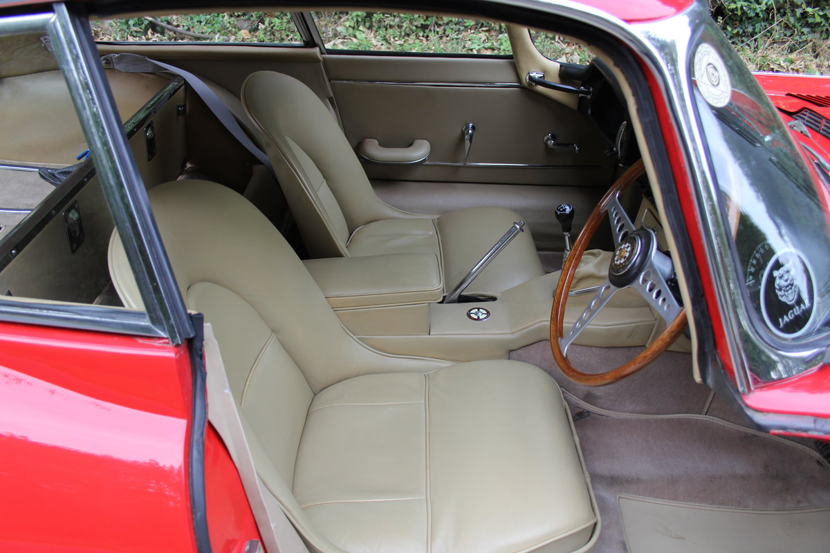 1964 Stunning UK, Matching No's Jaguar E-Type Series One 3.8 FHC SOLD (picture 7 of 11)