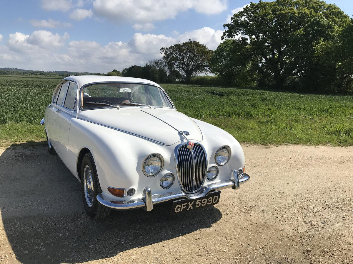 1966 Jaguar S type Auto For Sale (picture 1 of 6)