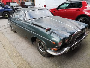 "1966 Jaguar 420G ""Krays Film Car "" For Sale"