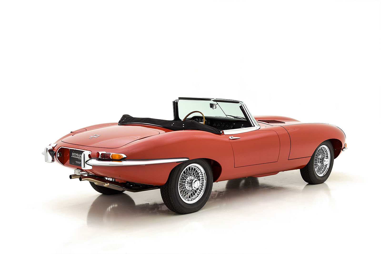 1968 JAGUAR E-TYPE ROADSTER For Sale (picture 5 of 6)